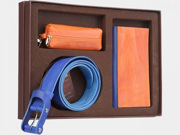 Деловой оранжевый подарочный набор ATS-1835