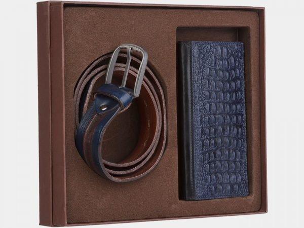 Неповторимый синий подарочный набор ATS-1846