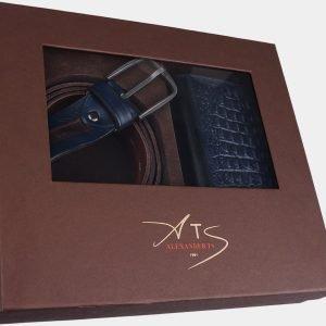 Неповторимый синий подарочный набор ATS-1846 216208