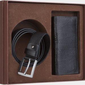 Модный черный подарочный набор ATS-1850
