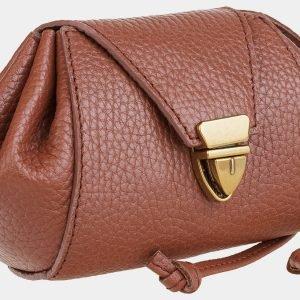 Деловая светло-коричневая косметичка ATS-1946 216108