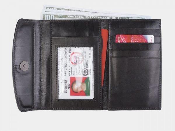 Солидный черный аксессуар с росписью ATS-2485