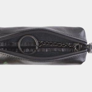 Неповторимый черный аксессуар с росписью ATS-2489 215150