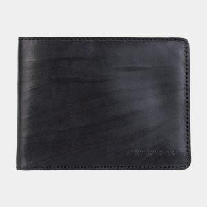 Уникальный черный портмоне ATS-1926
