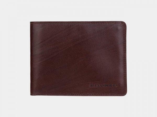 Модный коричневый портмоне ATS-1927