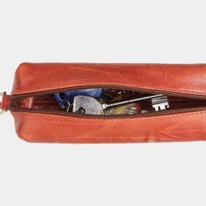 Функциональный оранжевый аксессуар с росписью ATS-2034 215941