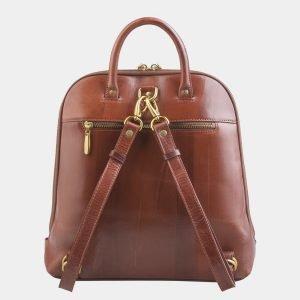 Модный светло-коричневый рюкзак с росписью ATS-2529 214999