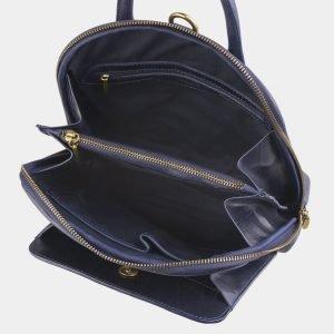 Вместительный синий рюкзак с росписью ATS-2530 214995