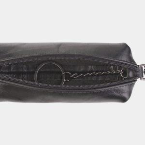 Уникальный черный аксессуар с росписью ATS-2585 214837