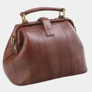 Уникальная светло-коричневая женская сумка ATS-2544 214957