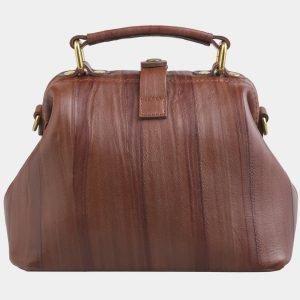 Уникальная светло-коричневая женская сумка ATS-2544 214958