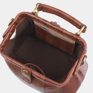 Уникальная светло-коричневая женская сумка ATS-2544 214959