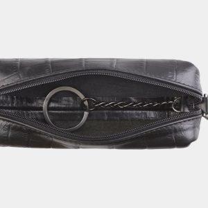 Деловой черный аксессуар с росписью ATS-2590 214817