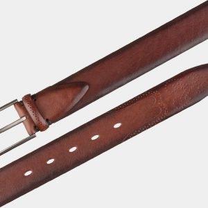 Уникальный светло-коричневый мужской классический ремень ATS-1995 216045