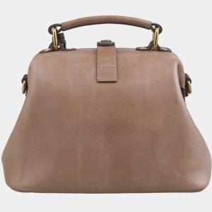 Неповторимая бежевая сумка с росписью ATS-2561 214930