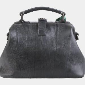 Удобная серая сумка с росписью ATS-2563 214920