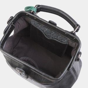 Удобная серая сумка с росписью ATS-2563 214921