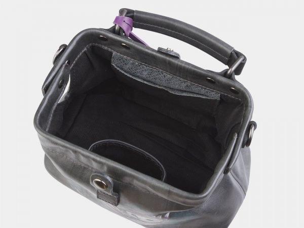 Деловая серая сумка с росписью ATS-2564