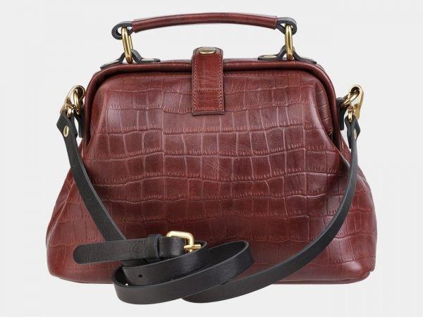 Функциональная светло-коричневая женская сумка ATS-1970