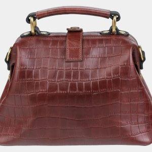 Функциональная светло-коричневая женская сумка ATS-1970 216095