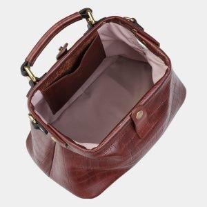 Функциональная светло-коричневая женская сумка ATS-1970 216096