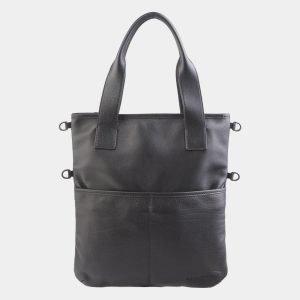 Деловая черная женская сумка ATS-2560
