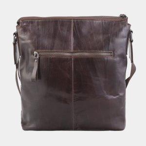 Удобный коричневый портфель с росписью ATS-2609 214745