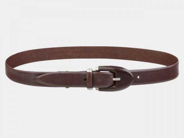 Модный коричневый женский модельный ремень ATS-2071