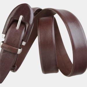 Модный коричневый женский модельный ремень ATS-2071 215881