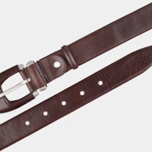 Модный коричневый женский модельный ремень ATS-2071 215880