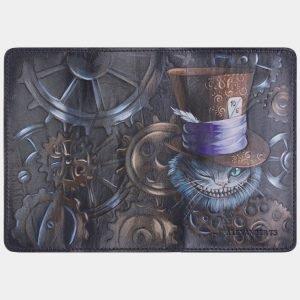 Деловой черный аксессуар с росписью ATS-2651 214620