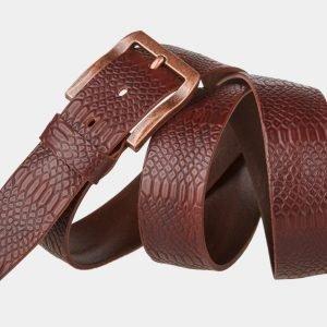 Модный коричневый женский джинсовый ремень ATS-803 217129