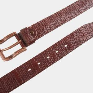Модный коричневый женский джинсовый ремень ATS-803 217128
