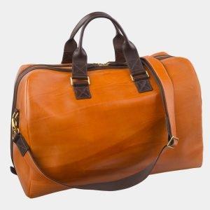 Деловая оранжевая дорожная сумка ATS-2606
