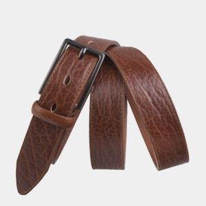 Стильный светло-коричневый мужской классический ремень ATS-2750 214385