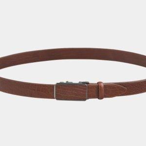 Деловой светло-коричневый мужской классический ремень ATS-2751