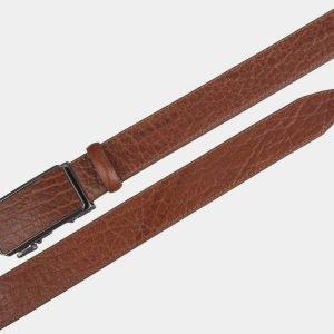 Деловой светло-коричневый мужской классический ремень ATS-2751 214380
