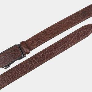 Удобный светло-коричневый мужской классический ремень ATS-2752 214376