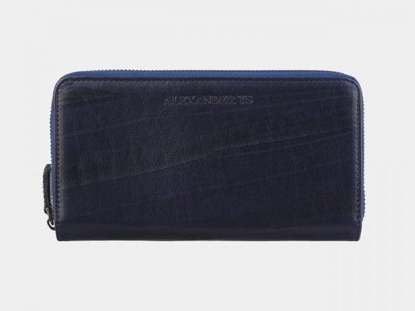 Солидный синий портмоне ATS-2760