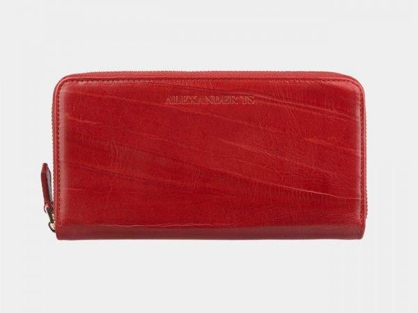 Удобный красный портмоне ATS-2761