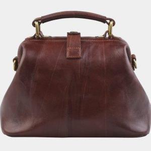 Неповторимая светло-коричневая сумка с росписью ATS-2817 214287