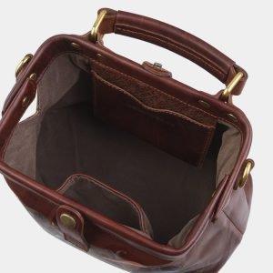Неповторимая светло-коричневая сумка с росписью ATS-2817 214289