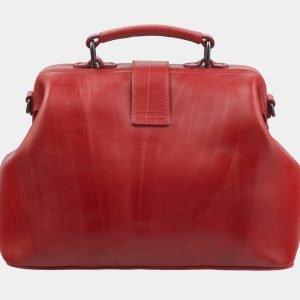Неповторимая красная сумка с росписью ATS-2814 214297