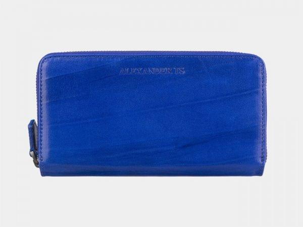 Модный голубовато-синий портмоне ATS-2788