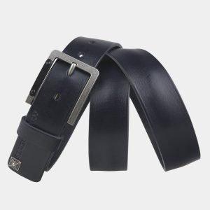 Удобный синий мужской джинсовый ремень ATS-3350 212746