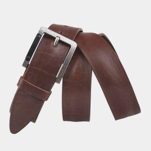 Деловой светло-коричневый мужской джинсовый ремень ATS-3357 212722