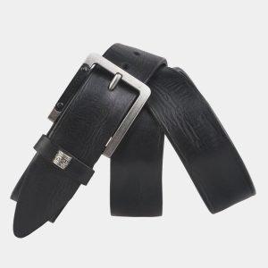 Неповторимый черный мужской джинсовый ремень ATS-3358 212718