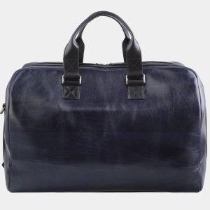 Стильная синяя дорожная сумка ATS-2774