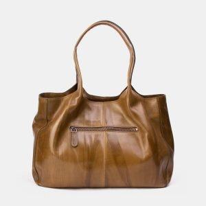 Неповторимая желтовато-зелёная сумка с росписью ATS-3344 212775