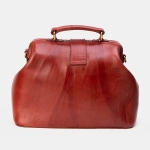 Уникальная светло-коричневая сумка с росписью ATS-3341 212790